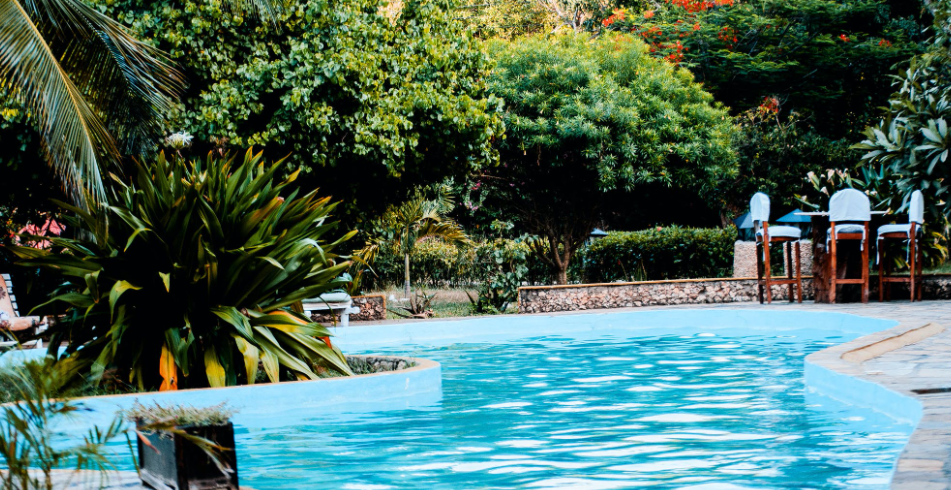 So entfernen Sie Schmutz aus Ihrem Pool